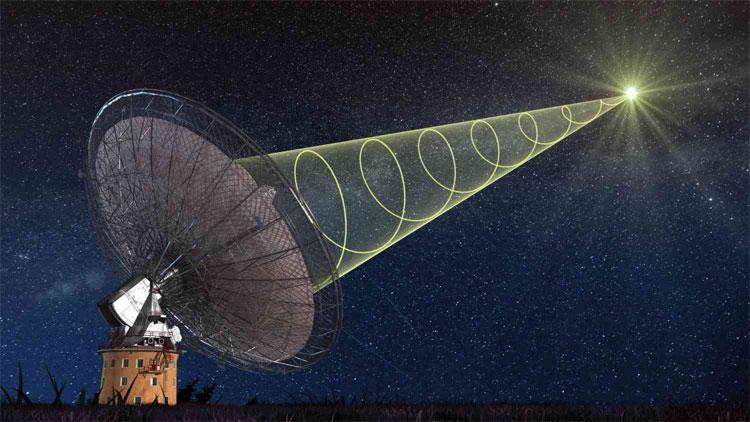 Các nhà nghiên cứu Canada phát hiện thêm 6 chớp sóng vô tuyến truyền đến Trái Đất từ cùng một nguồn trong vũ trụ xa xôi.