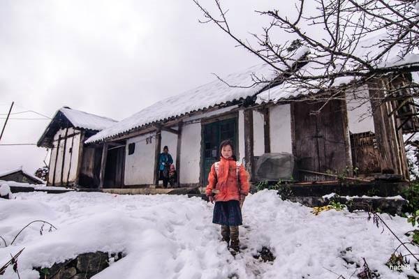 Tuyết có thể sẽ ngừng rơi ở Sapa do tốc độ đô thị hóa cao