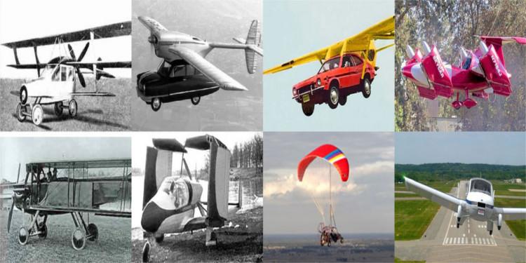 Nhiều thế hệ kỹ sư đã cố gắng chế tạo ô tô bay.