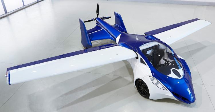 Mẫu ô tô bay AeroMobil 3.0.