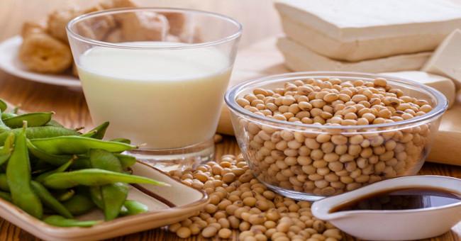lợi ích uống sữa đậu nành