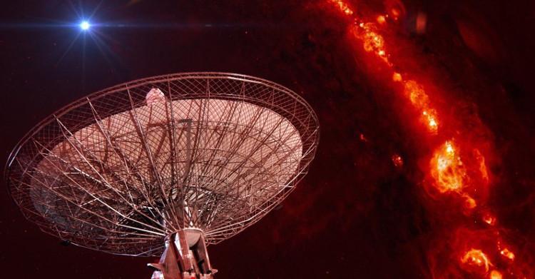 Những xung sóng FRB là tín hiệu lạ lùng và bí ẩn nhất các nhà khoa học nhận được từ vũ trụ