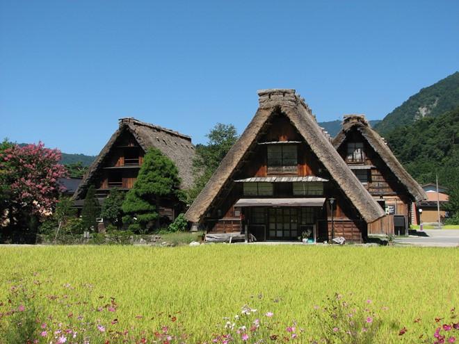 Làng cổ độc đáo nhất xứ Phù Tang
