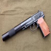 Cơ chế triệt tiêu tiếng súng của nòng giảm thanh