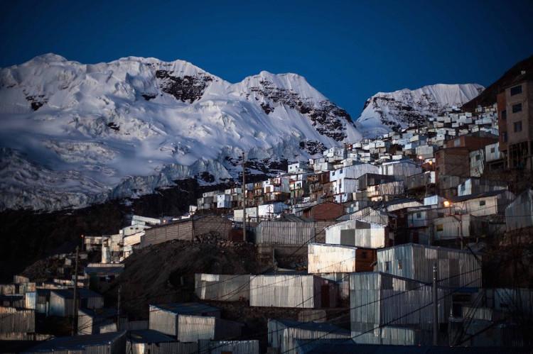 Thành phố này là một trong những địa điểm cô lập nhất thế giới
