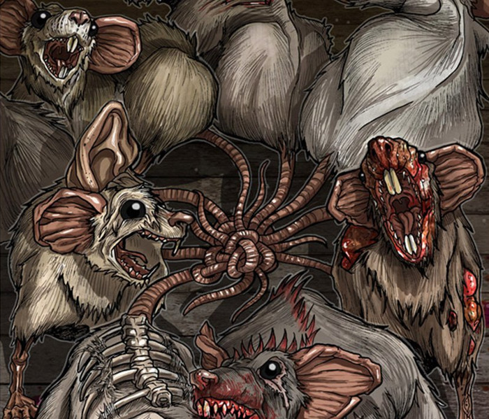 Vua chuột của các bạn đây.