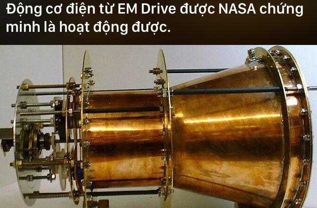Mặc dù NASA vẫn chưa rõ tại sao.