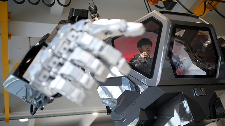 Robot này có giá 8,3 triệu USD.