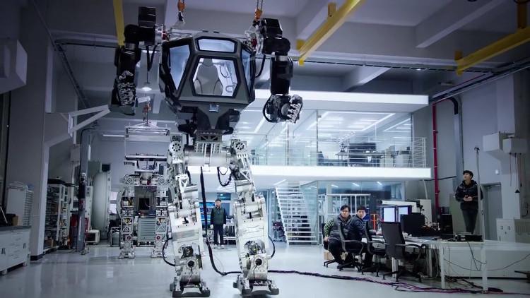 Robot có tên là Method-2.