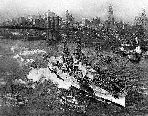 USS Arizona (BB-39) – chiến hạm bị hạ gục tại Trân Châu cảng