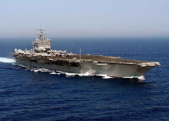 USS Enterprise (CVN-65) - tàu hải quân dài nhất từng được xây dựng