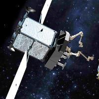 Robot chuyên sửa chữa vệ tinh trong vũ trụ của NASA