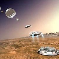"""Tàu thăm dò sao Hỏa được lắp... gương """"tự sướng"""""""