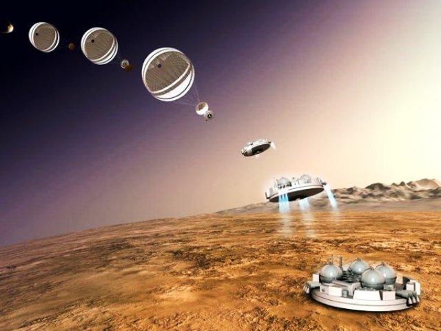 Tàu thăm dò sao Hỏa