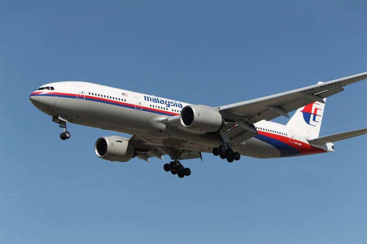 Chuyến bay mh370 của Malaysia Airlines mất tích