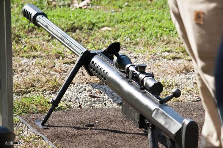 Tuy nhiên những khẩu súng này thường quá cồng kềnh