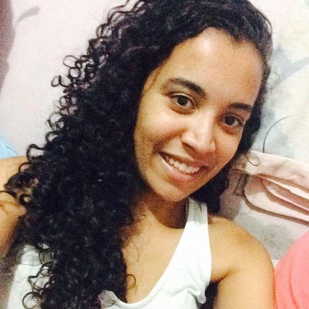 Chân dung nạn nhân xấu số Taline Campos.