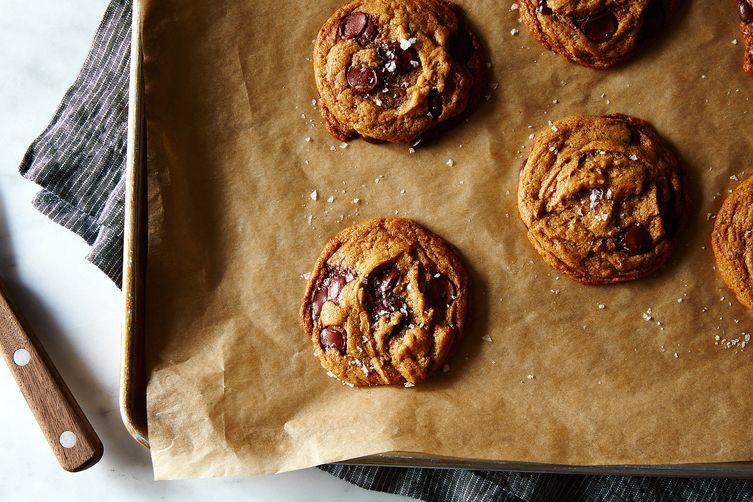 Nướng bánh quy
