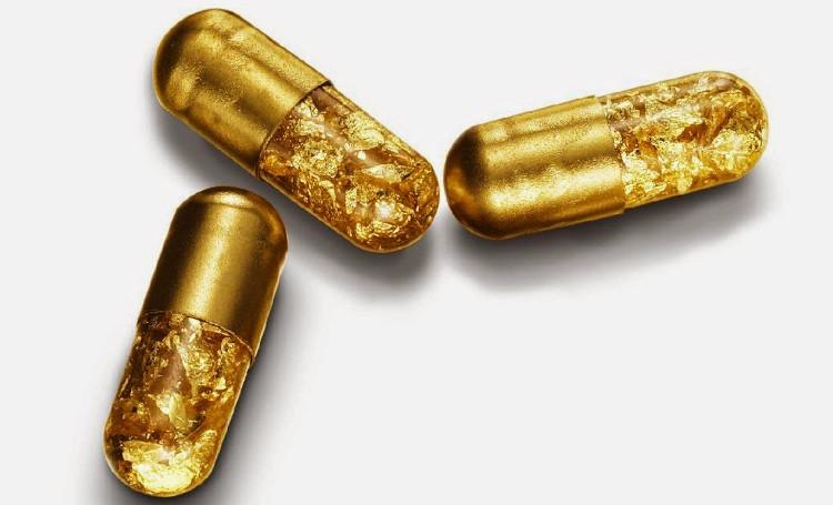 Phương pháp điều trị ung thư sử dụng phân tử vàng không gây tác dụng phụ đối với các chức năng của gan và thận.