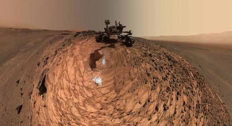 Các nhà nghiên cứu UFO chỉ ra bằng chứng mới sự tồn tại của người ngoài hành tinh ở trên sao Hỏa.