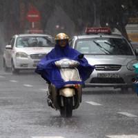 Hôm nay mưa khắp miền Bắc, kéo dài 3 ngày