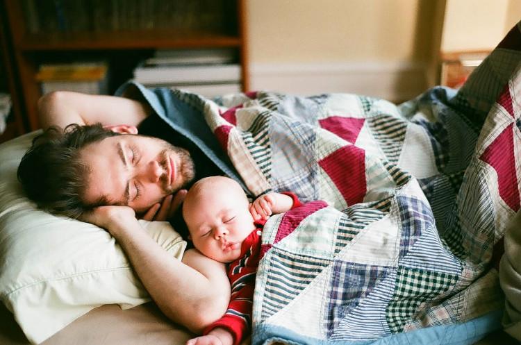 Ngủ là quãng thời gian để hormone tăng trưởng phát triển.