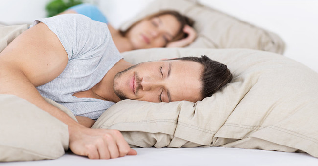 Sức khỏe đời sống-Những điều kỳ lạ xảy ra với cơ thể khi chìm sâu vào giấc ngủ