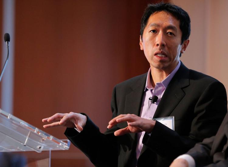 Ông Andrew Ng.