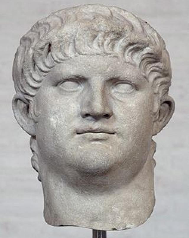 Bạo chúa Nero.