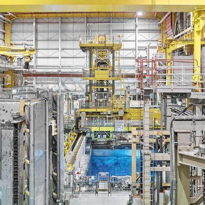 Nhà máy Tái chế Oxide nhiệt (THORP)