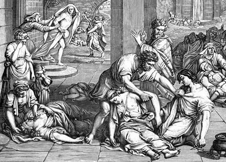 Cách hành xử đối với hoàng đế Nero càng biến thái càng tốt.