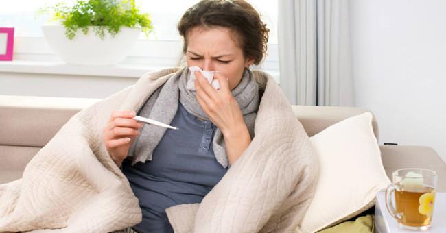 Sức khỏe đời sống-Một nhà khoa học vừa đăng kí bản quyền cho vaccine chống cảm lạnh