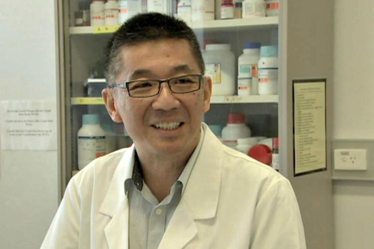 Tiến sĩ David Huang
