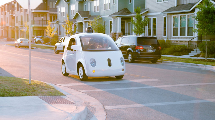 Xe tự lái của Google sẽ sớm có mặt trên thị trường.