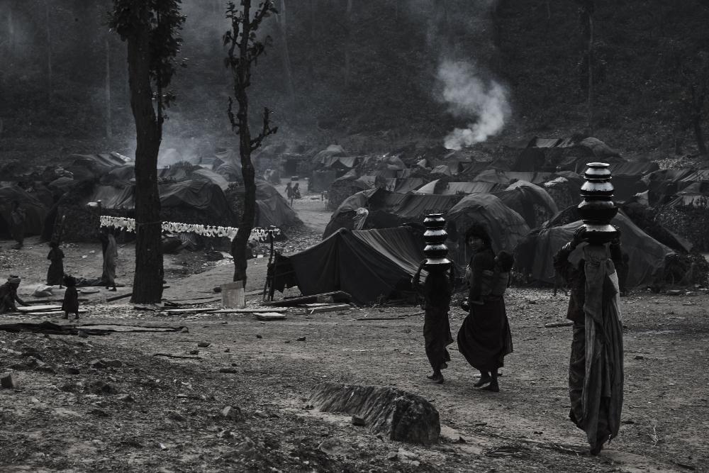 Bộ lạc du mục mang tên Raute nổi tiếng với nhiều phong tục sống kì lạ.