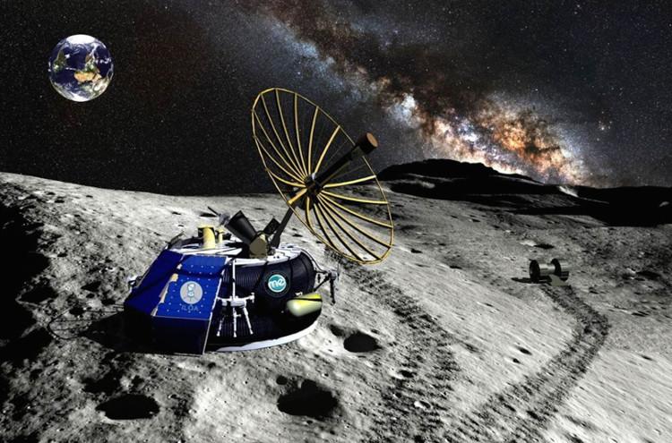 Moon Express muốn khám phá Mặt Trăng để tìm hiểu về nguồn tài nguyên của thiên thể này.