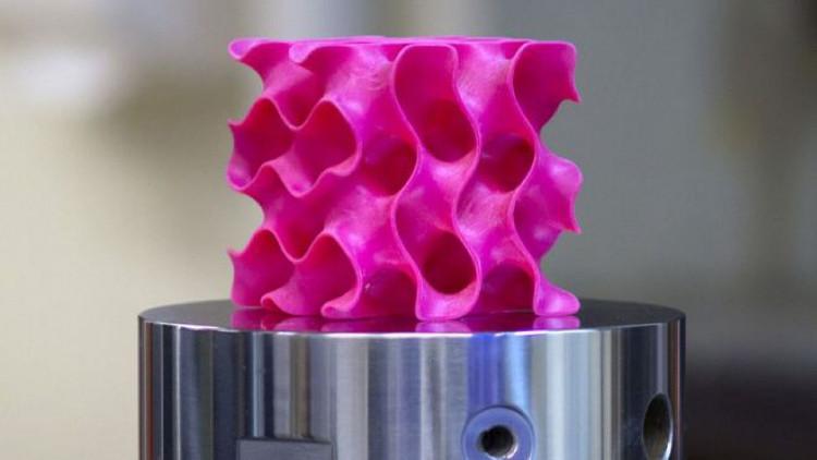 Các nhà khoa học phát minh ra loại vật liệu nhẹ và siêu cứng.