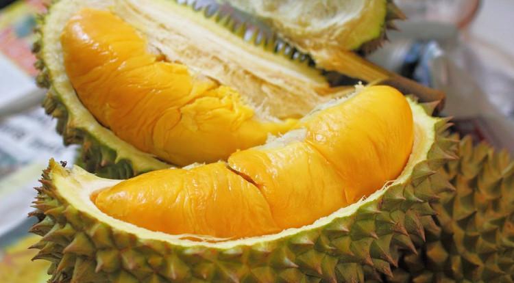 Dù nặng mùi nhưng hàm lượng vitamin và chất dinh dưỡng trong sầu riêng rất cao