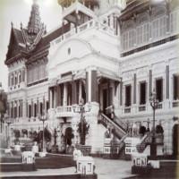 Chùm ảnh Thái Lan hơn 125 năm trước
