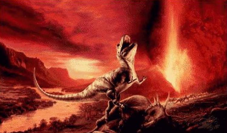 Những gì xảy ra sau đó mới là nguyên nhân khiến khủng long tuyệt chủng.