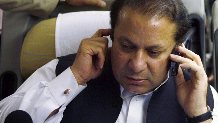 Thủ tướng Parkistan Nawaz Sharif