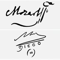 Những chữ ký đẹp nhất trong lịch sử của những người nổi tiếng