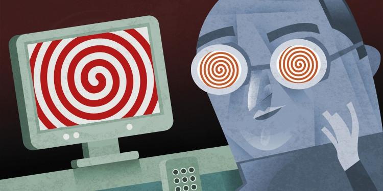 Hội chứng thị lực máy tính là hệ quả của xã hội kỹ thuật số ngày nay.
