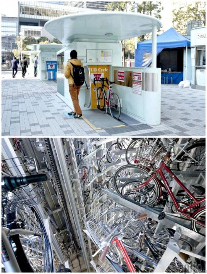 Nhờ có hệ thống thông minh này, tình trạng đỗ xe bừa bãi sẽ được giảm thiểu.