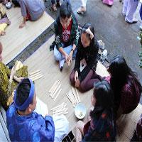 Trò chơi ngày Tết trong cung đình triều Nguyễn xưa