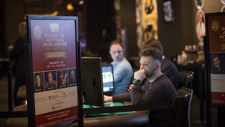 Máy tính có thể làm chủ trò chơi Texas Hold'Em không giới hạn.