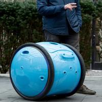 Video: Robot khuân vác đi nhanh như xe đạp