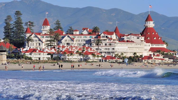 Khách sạn Del Coronado