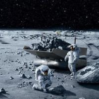 """Tỷ phú """"đào mỏ"""" Mặt Trăng nhằm kiếm hàng nghìn tỷ USD"""