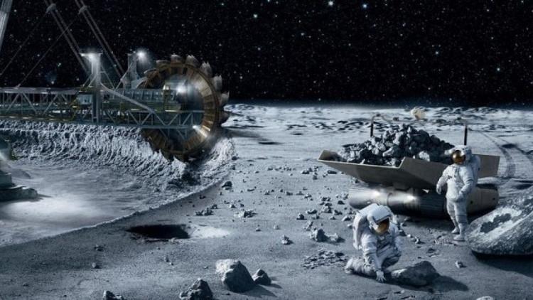 Moon Express là công ty tư nhân đầu tiên nhận được sự đồng ý của chính phủ cho nhiệm vụ khai phá Mặt Trăng.
